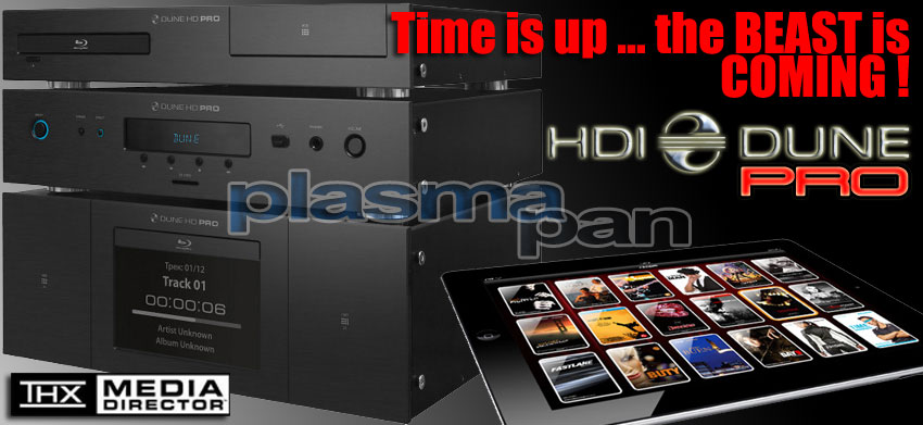 DUNE HD PRO SUPER MEDIAPLAYER Hi END